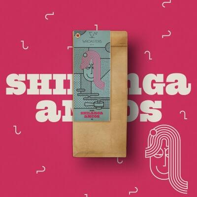 Wroasters Shilanga Amcos - kawa ziarnista Etno Cafe