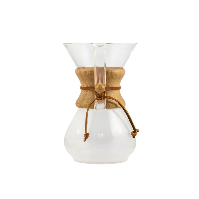 Chemex Classic Coffee Maker 6 filiżanek - Etno Cafe