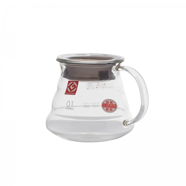 Dzbanek Hario Range Server V60-01 360ml - Etno Cafe