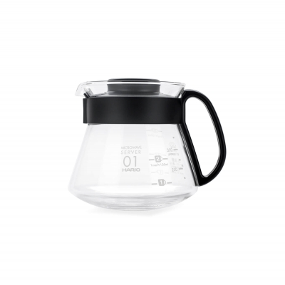 Dzbanek Hario Coffee Server V60-01 Microwave 360ml - Etno Cafe