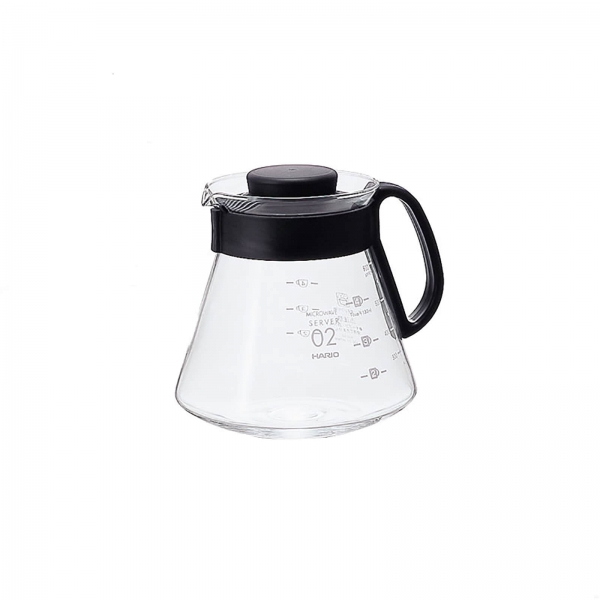 Dzbanek Hario Range Server V60-02 Microwave 600ml - Etno Cafe