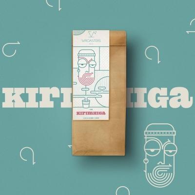 Wroasters Kirimhiga - kawa ziarnista Etno Cafe