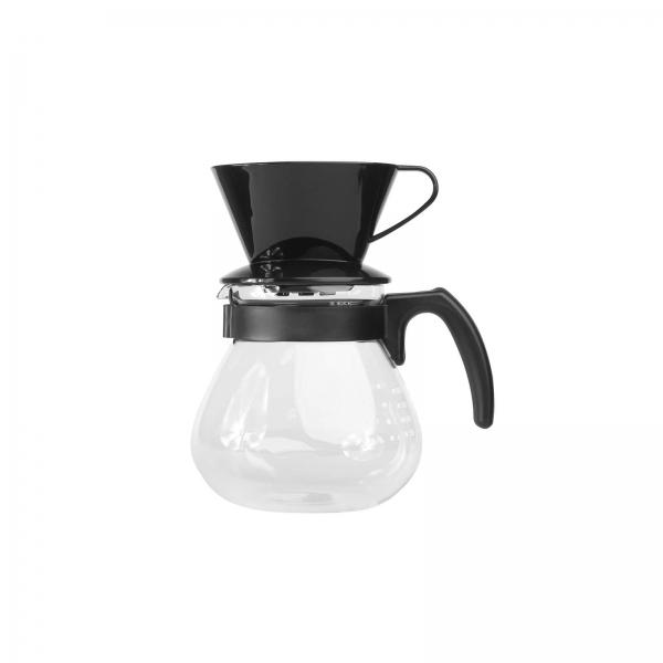 Zestaw Hario Teco dzbanek do kawy + drip