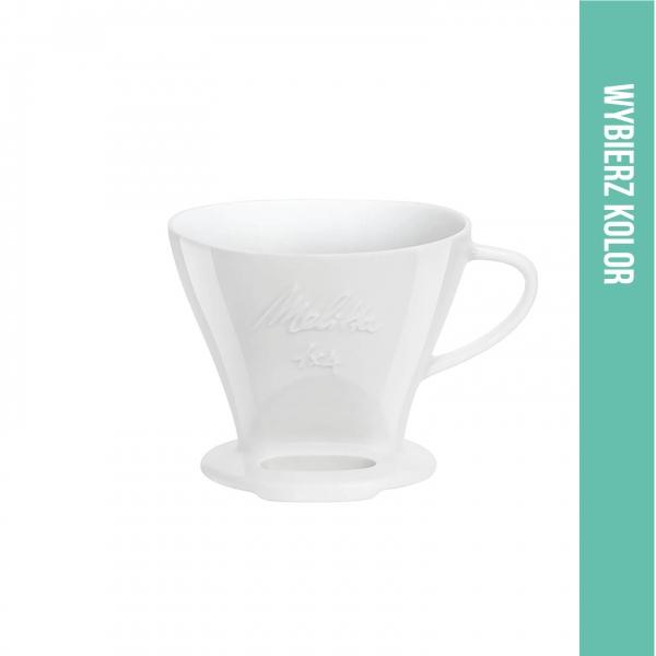 Dripper Ceramiczny Melitta 1x4 biały