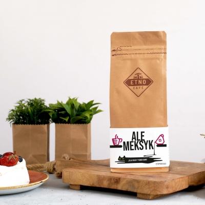 Ale Meksyk - kawa Etno Cafe we współpracy z CoffeeDesk