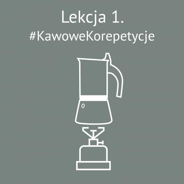 Kawiarka i mleko - Korepetycje Kawowe - lekcja 1.