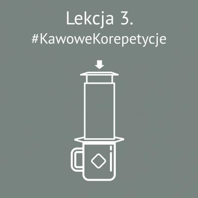 Aeropress - Korepetycje Kawowe - lekcja 3.
