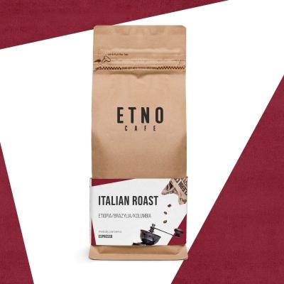 Italian Roast - kawa ziarnista Etno Cafe