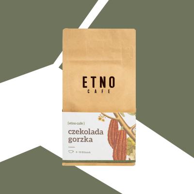 Czekolada Mleczna Kuwertura Etno Cafe