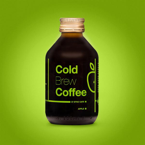 Cold Brew Coffee Apple - kawa macerowana - Etno Cafe