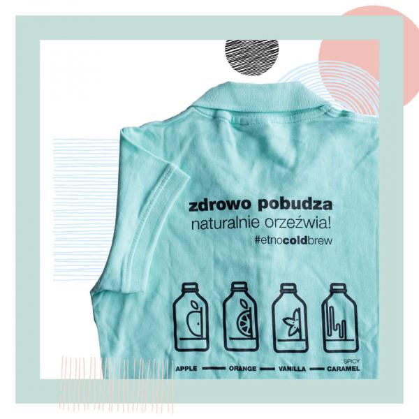 Koszulka polo Cold Brew Coffee