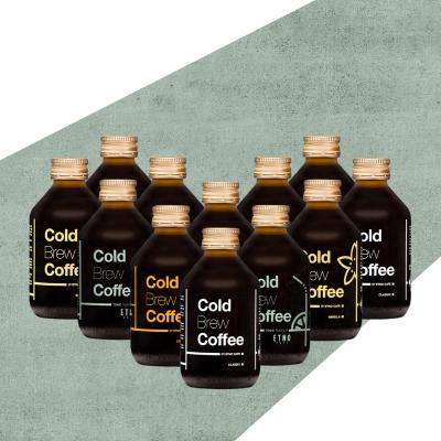 Cold Brew Coffee - zestaw